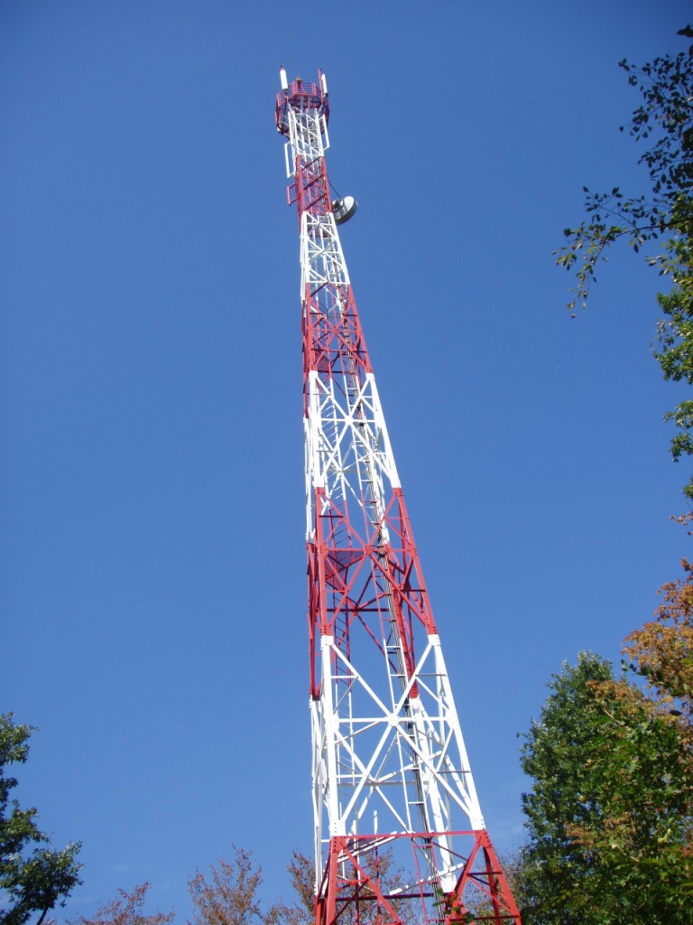 Antenski resetkasti stubovi